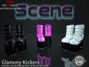 Scene-Gluttony Kickers